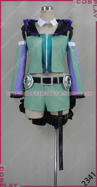 The Super Dimension Fortress MACROSS DELTA Reina Prowler cosplay costume customize any size