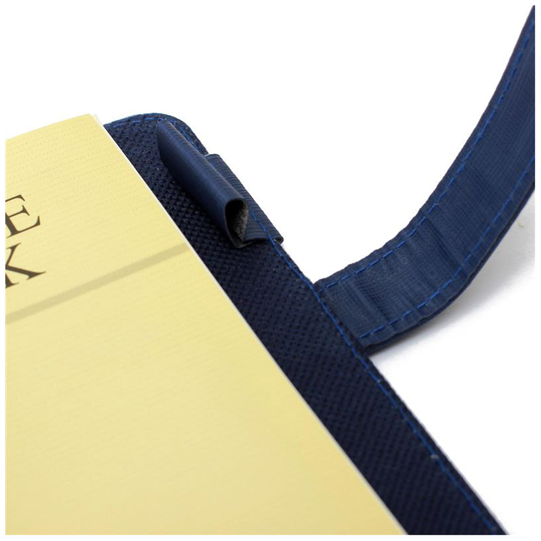 BLEL Modern Design A7 Personal Organiser Planner PU Leather Cover Diary Notebook School Office Stationery (Blue) modern design a7 personal organiser planner pu leather cover diary notebook school office stationery black