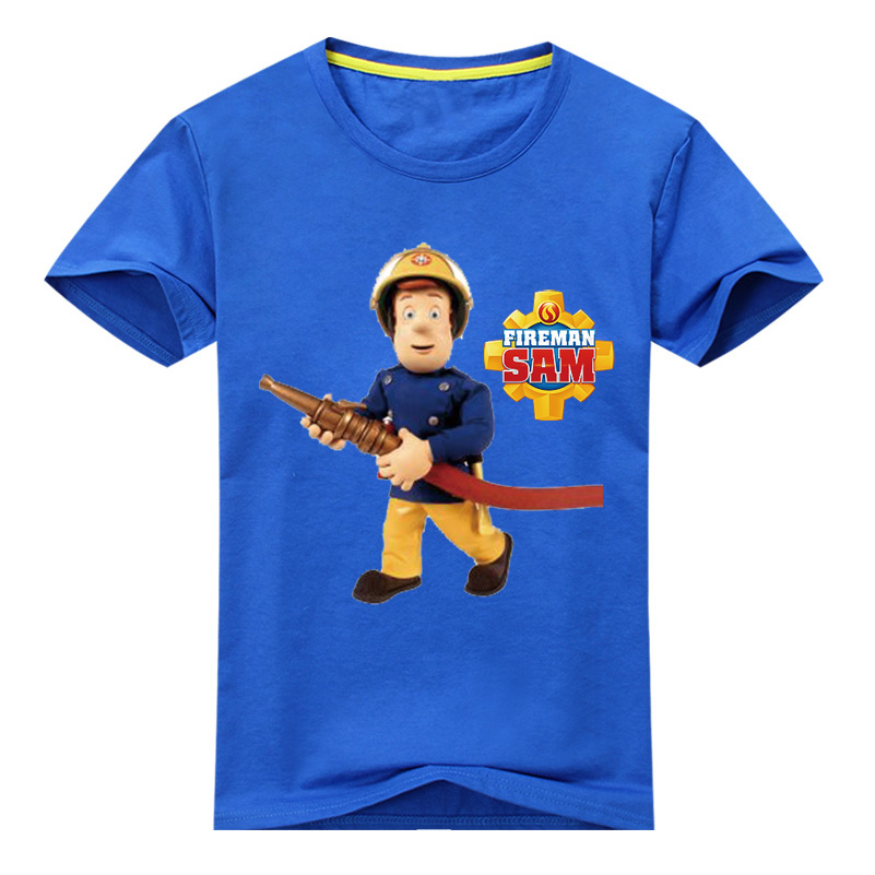 2017-Boy-Girls-Summer-Short-Sleeves-T-shirts-Children-Cartoon-Pattern-Printing-Tee-Tops-Clothes-For-Kids-Clothing-Costume-TP017-5