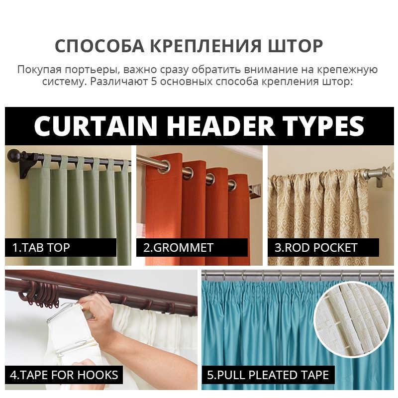 Topfinel Хорошо проданная Высококачественные современный тюль для окна Европейская и американская штора с вышивкой для гостиной Занавески для кухни Шторы для спальни