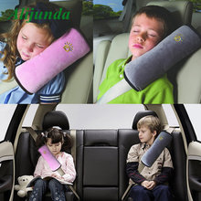 Baby seat belt car seat belt pillow protection shoulder pad(China)