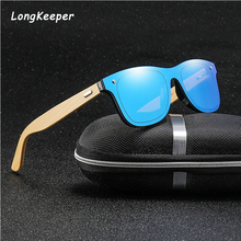 2019 Fashion Oval Women Sunglasses Mirror Glasses Men Sun Vintage Bamboo Wood Eyeglasses Colord Lenses For Eyes
