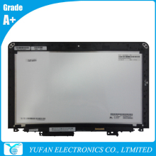 00HM911 12.5 LCD Display Touch Screen For S1 Yoga S100 1920×1080 eDP LP125WF2(SP)(B2) Laptop LCD Assembly Digitizer With Bezel