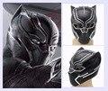 Капитан Америка Черная Пантера Шлем Полный Начальник Гражданской Войны Косплей Маска Реплика Хэллоуин Головные Уборы