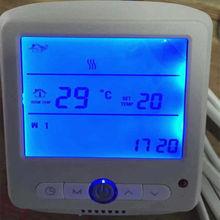 Цифровой Регулятор Температуры воды/номер/Напольного отопления термостат ЖК-