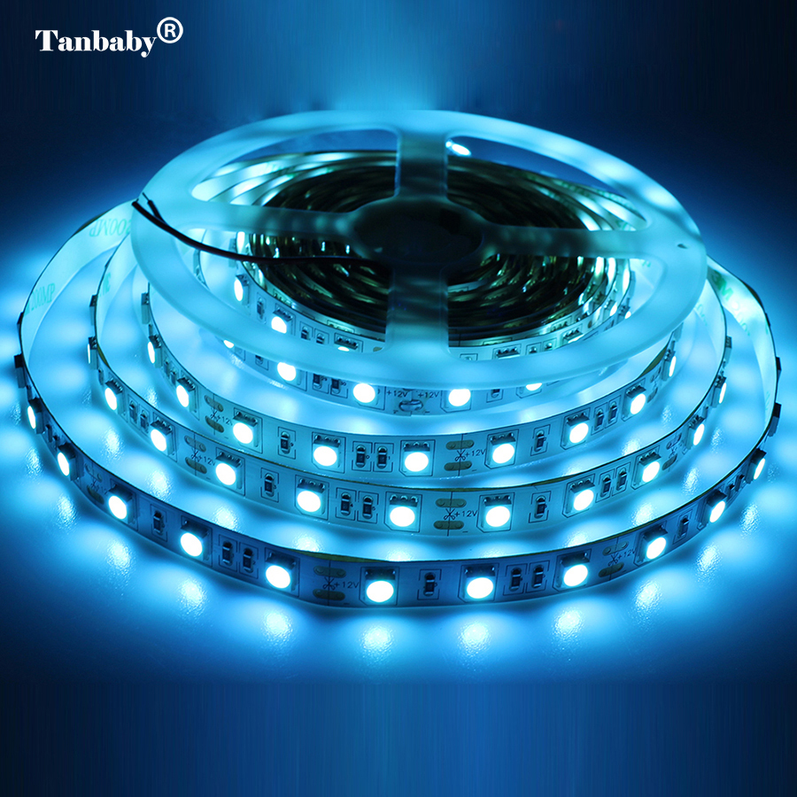 Led Strip Lights Warehouse: Aliexpress.com : Buy Tanbaby Ice Blue LED Strip Light SMD