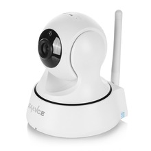 SANNCE 720P Wireless IP Camera Wifi Smart IR-Cut Night Vision P2P Baby Monitor Surveillance Onvif Network CCTV Security Camera