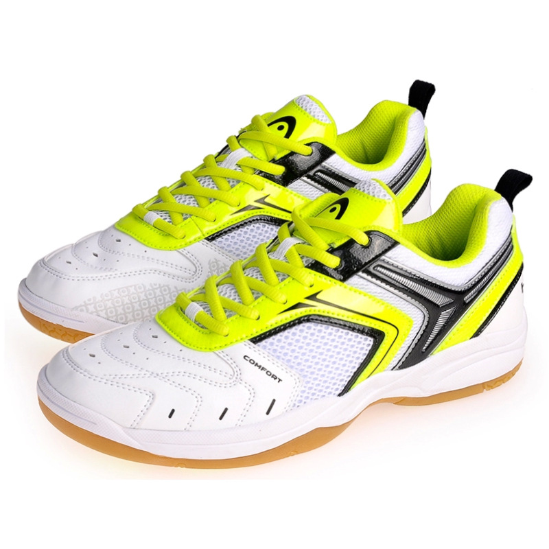 Sneakers Mens Badminton Shoes Professional Anti-Slippery Breathable Man Women Athlete Indoor Sports Shoes For Badminton professional kumpoo unisex shoes badminton light cushioning comfortable sports sneakers for men and women breathable kh 205 l799