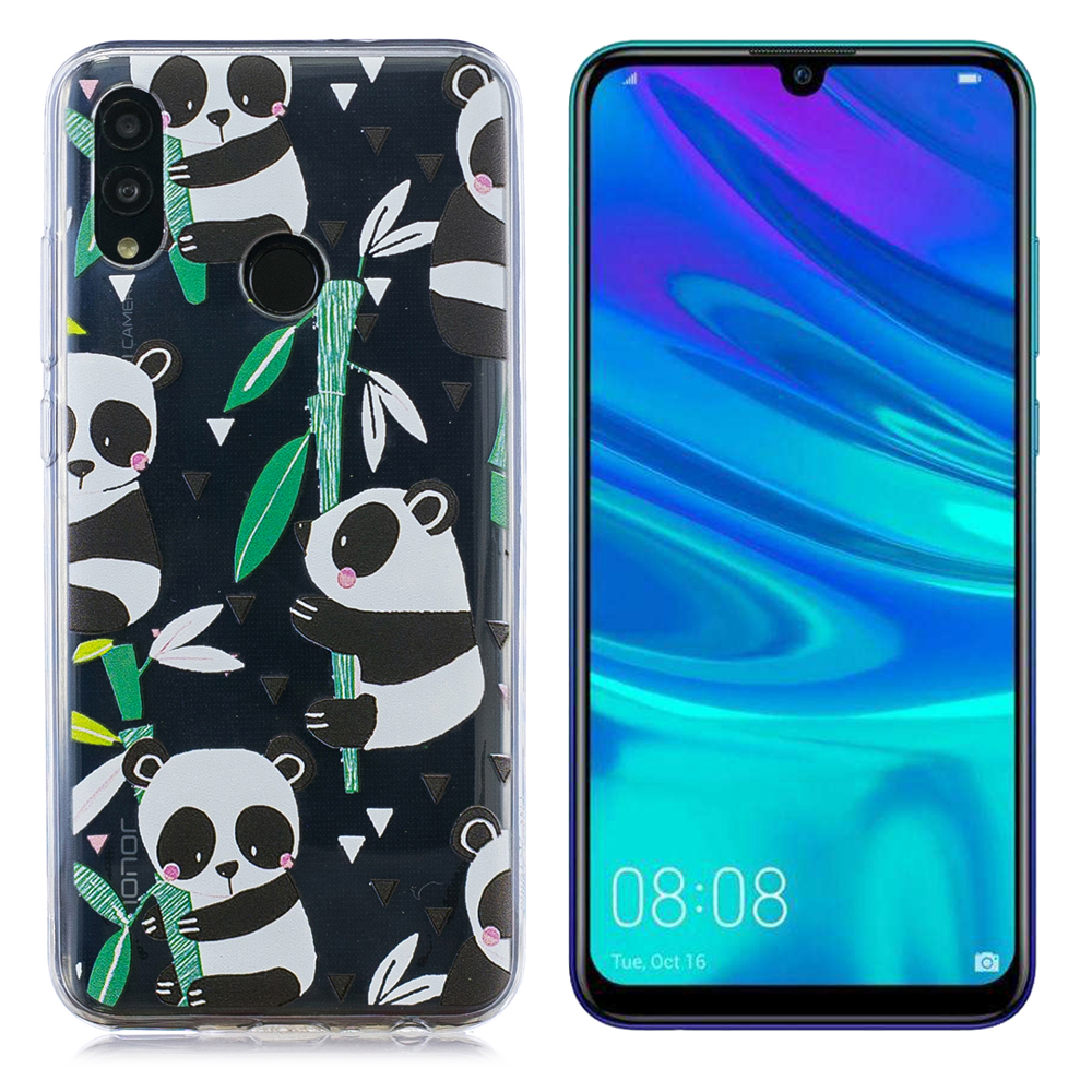 Soft Case For Huawei P Smart 2019 Case Soft Silicone TPU Transparent Phone Back Cover For Capa Huawei P Smart 2018 PSmart 2019  (2)