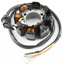 Motorcycle Ignition Magneto Stator Coil for HONDA XR200R XR200 1990-2002 Magneto Engine Stator Generator Coil