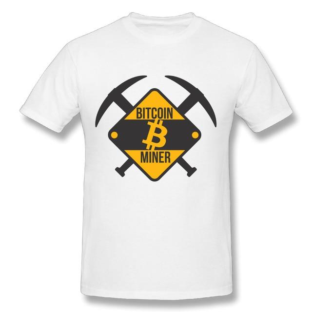 3D Print Bitcoin Miner Cotton T-Shirts