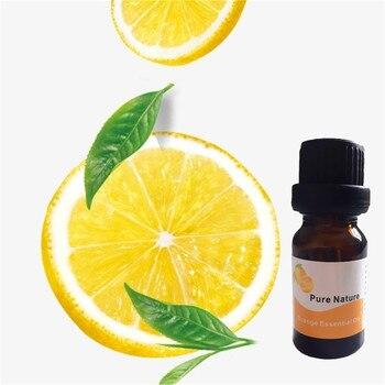10ml/bottle Brazil Orange Fragrance Aromatherapy Essential Oil For Diffuser Humidifier Skin Care Essential Oil