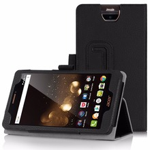 KUGI Case cover for Acer Iconia Talk S (A1-734) 7 inch Tablet Multi-Angle Stand Slim-Book PU Leather Case
