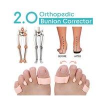 Ортопедический корректор бюнион 2,0 (левый + правый)