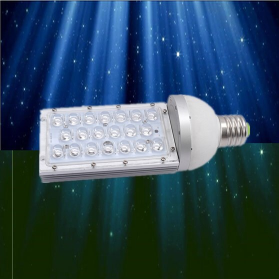 2017 livraison gratuite: 1 pcs/lot, 20 w lampadaire LED E26/27, e40 Base, rotation 360 Degress, ac85-265v tension d'entrée, ip54, ce Rohs.