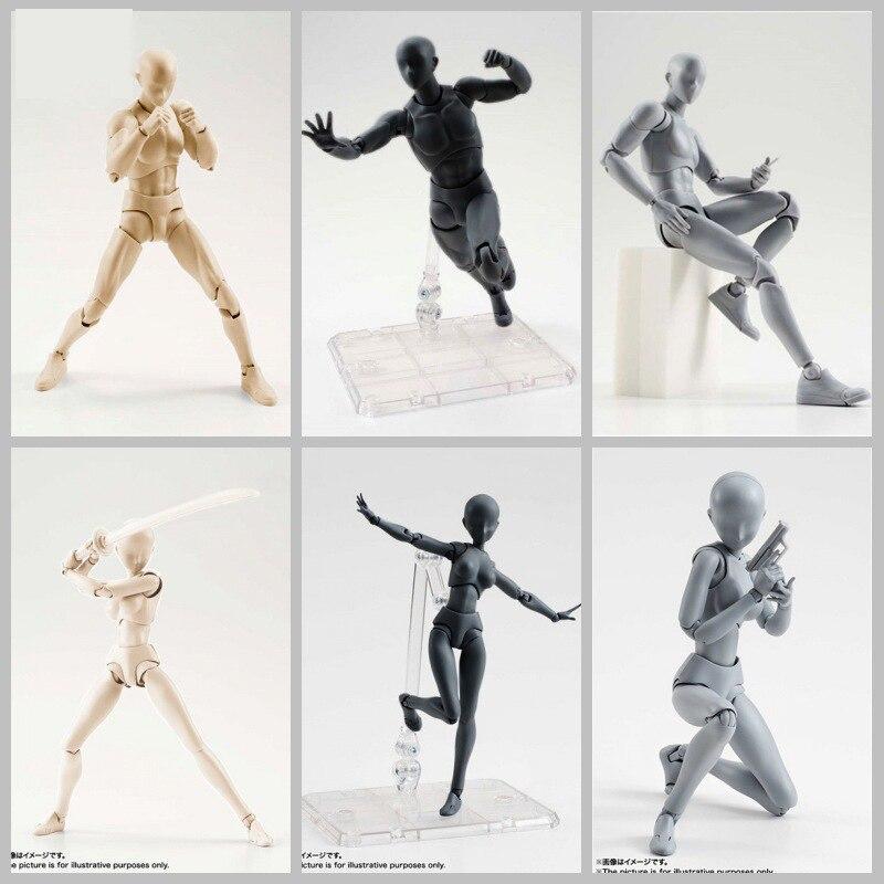 BODY KUN BODY CHAN Անիմե Archetype Նա ինքն է - Խաղային արձանիկներ - Լուսանկար 2
