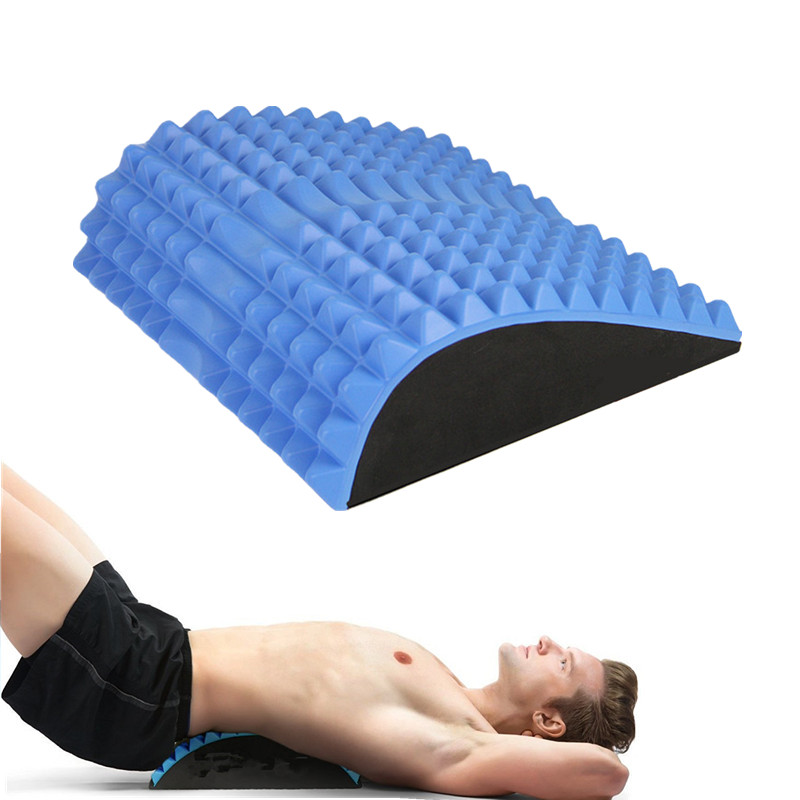Procircle Abdominal Mat Core Trainer with Acupressure Massage for Spine Comfortable Sit-ups Fitness Equipment