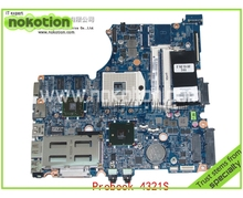 628485-001 laptop motherboard for hp probook 4320s 4420s ATI Mobility Radeon HD 5430 DDR3 Mainboard