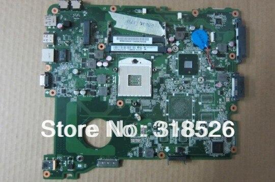 MBNCA06001 DA0ZRCMB6C0 Non-Integrated Laptop Motherboard For eMachines E732ZG E732Z E732 E723 100% Tested Work Perfect