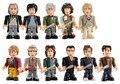 Doctor Who 11 Médicos Personagem Brinquedos Figura com Caixa