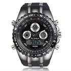 Readeel haut Sport Quartz montre bracelet hommes militaires montres imperméables Led montres numériques hommes Quartz montre bracelet mâle - 5