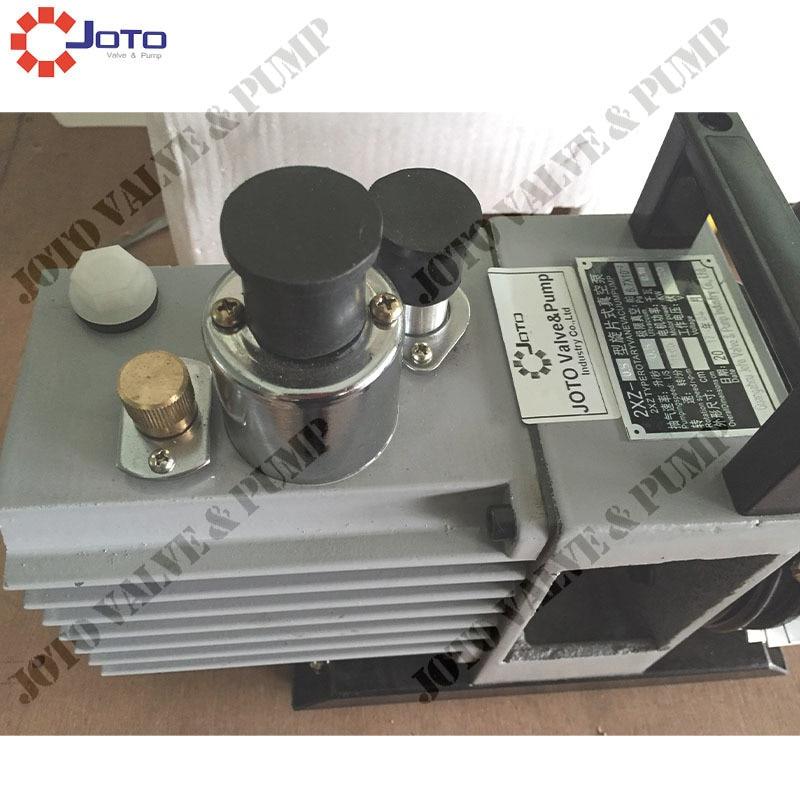 220v/380v Direct Drive Rotary Vane 2xz-1 Vacuum Pump