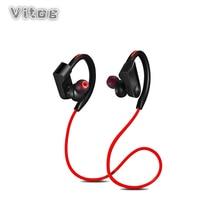 K98 Bluetooth Earphone Wireless Ear Hook Headphone sport Waterproof headset bass Bass headphones with Mic for iphone Huawei chenguang adg98027 mega bass ear hook headset headphones light blue white 3 5mm plug