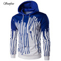 Sunfree 2016 Hot Sale  Mens' Long Sleeve Hoodie Hooded Sweatshirt Tops Jacket Coat Outwear Brand New High Quality Dec 21