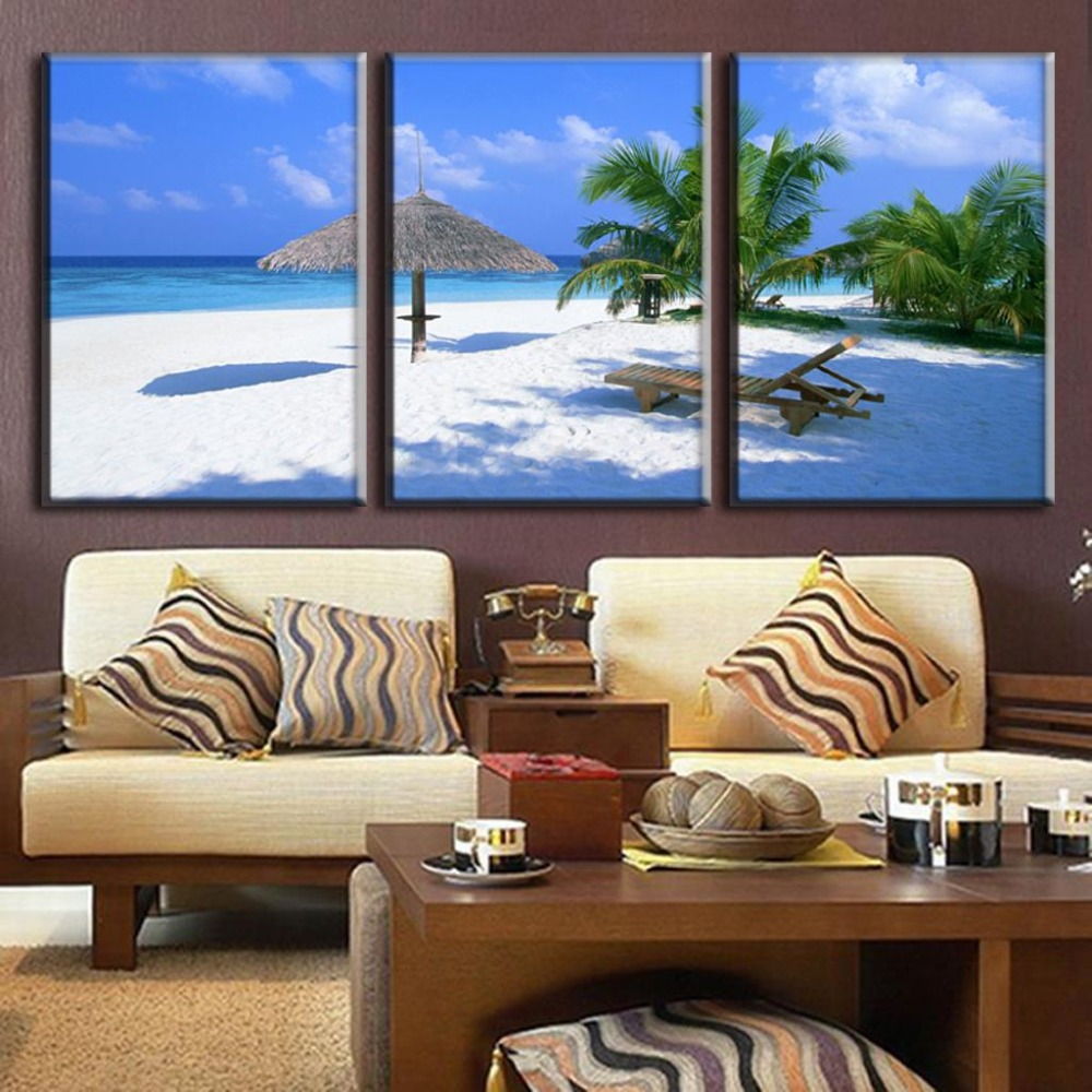 Palm Tree Decor For Living Room Popular Palm Tree Panels Buy Cheap Palm Tree Panels Lots From