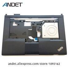 New Original for Lenovo ThinkPad L430 Palmrest Keyboard Bezel with Touchpad 04W3632 04Y2079 04X4688