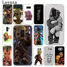 Lavaza Guardians of the for Galaxy Marvel Phone Shell Case for Samsung Galaxy S10 E S10E S8 S9 Plus S6 S7 Edge Back Cover marvel universe guardians of the galaxy
