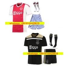 Thai quality 2018 2019 Ajax FC soccer jersey 18 19 KLAASSEN FISCHEA BAZOER  MILIK home away · 10 Colors Available 021f63436