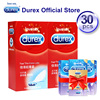 Durex Condoms Ultra Thin Natural Latex Rubber Sex