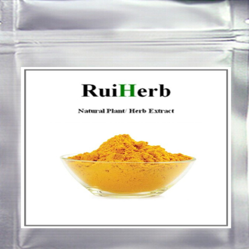 250gram 8.8oz Curcumin Pure Powder(TURMERIC ROOT POWDER) free shipping acanthopanax root extract powder
