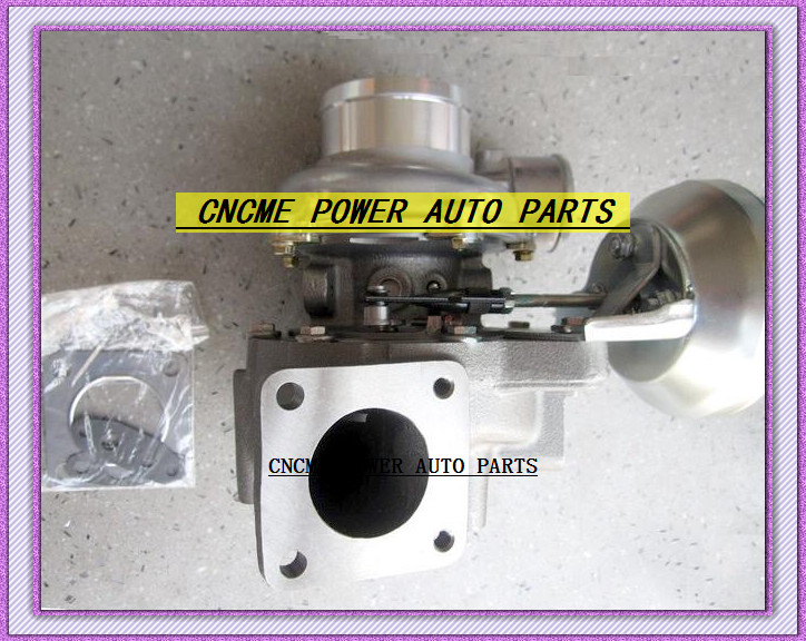 TURBO RHV5 VBD30013 VIEZ 8980115293 8980115295 8980115296 Turbodmychadlo pro ISUZU D-MAX Rodeo 3.0L CRD 2007- 4JJ1-TC 4JJ1TF 165HP
