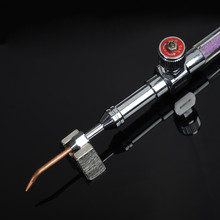 Mini Senior HHO Oxyhydrogen Gas Torch Welding Gun With 5 Pcs Water Soldering Gun Nozzles selection  backfire arrestor