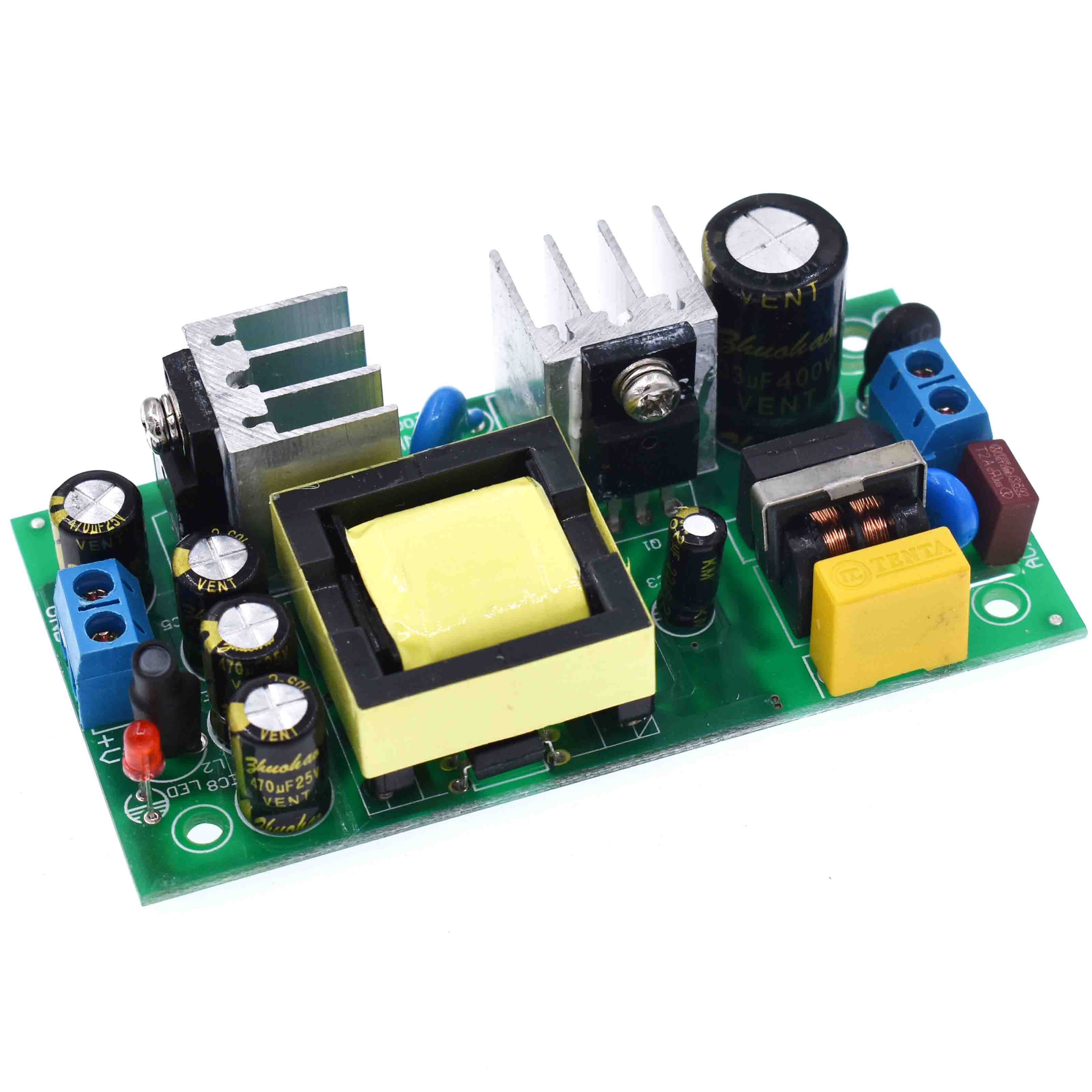 AC-DC 12V 3A 24V 1.5A 12V3A 24V1.5A 36W Switching Power Supply Module Bare Circuit 220V to 12V 24V Board for Replace RepairAC-DC 12V 3A 24V 1.5A 12V3A 24V1.5A 36W Switching Power Supply Module Bare Circuit 220V to 12V 24V Board for Replace Repair