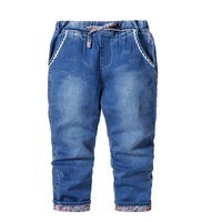 Fashion Boys Pants Kids Trousers Girls Baby Children Jeans For Spring And Autumn