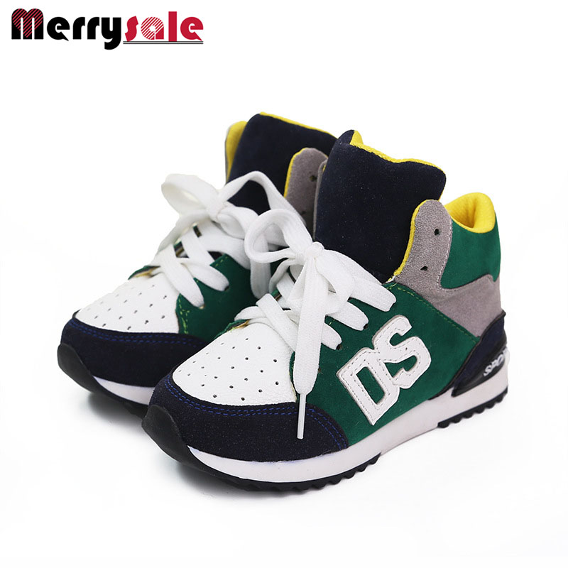 2017 children shoes boys and girls shoes students casual shoes children boots