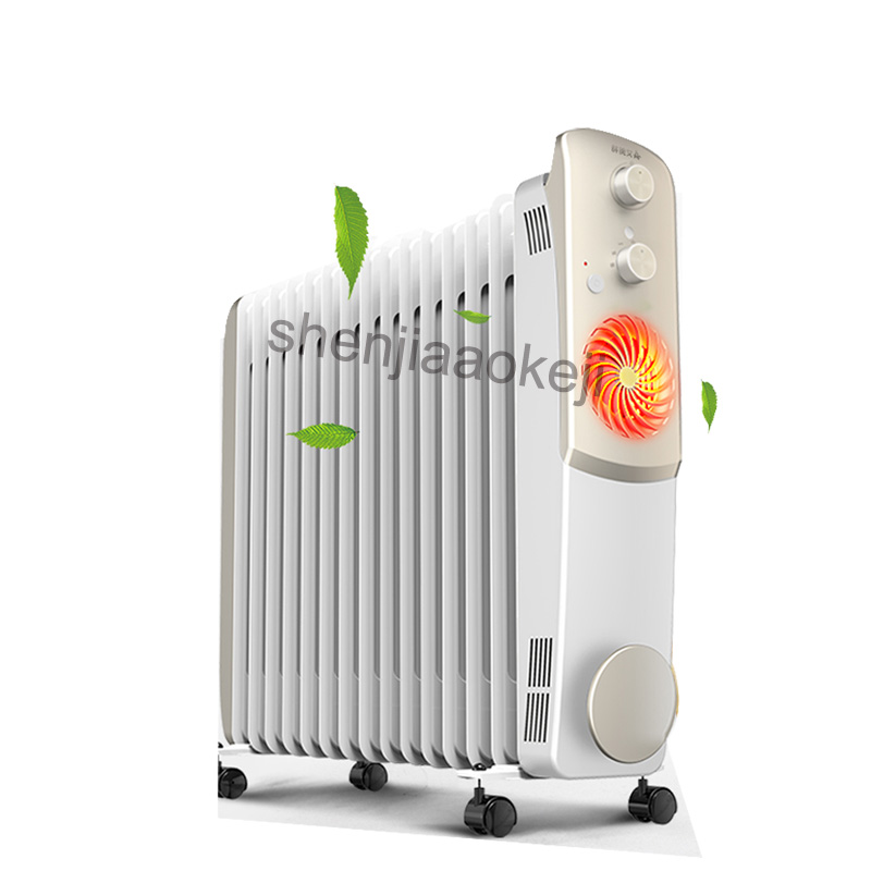 household electric heater Warmer oil heater electric heating energy saving heater Power Protection Cloth Dryer 3000W