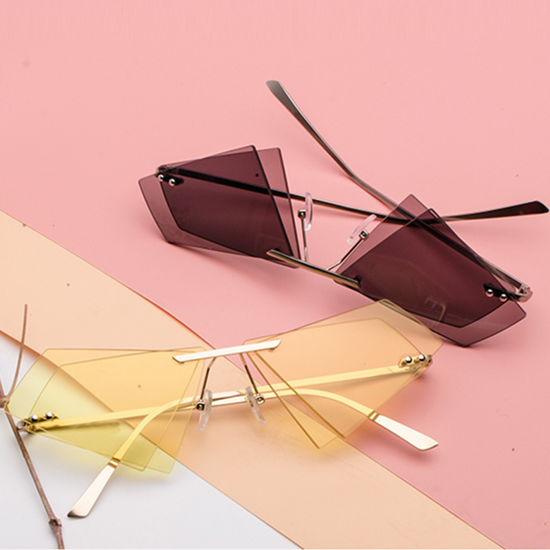 ZK20 New Individual Vintage Triangle Double Goggles Women Fashion Ocean Red Sun Glasses Men Safety Eyewear bluetooth keyboard for samsung galaxy note gt n8000 n8010 10 1 tablet pc wireless keyboard for tab a 9 7 sm t550 t555 p550 case