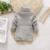 2016 Niños Bebé Niños Sweaters Niños Otoño Invierno Primavera Suéter knitting tops Cuello Alto suéter chaqueta de punto para niñas