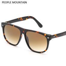 2017 Lente de Cristal Gradiente Marco De Acetato De Ojo de Gato gafas de Sol de Las Mujeres de Moda Vintage de la Marca Unisex Gafas de Alta Calidad Gafas de Sol