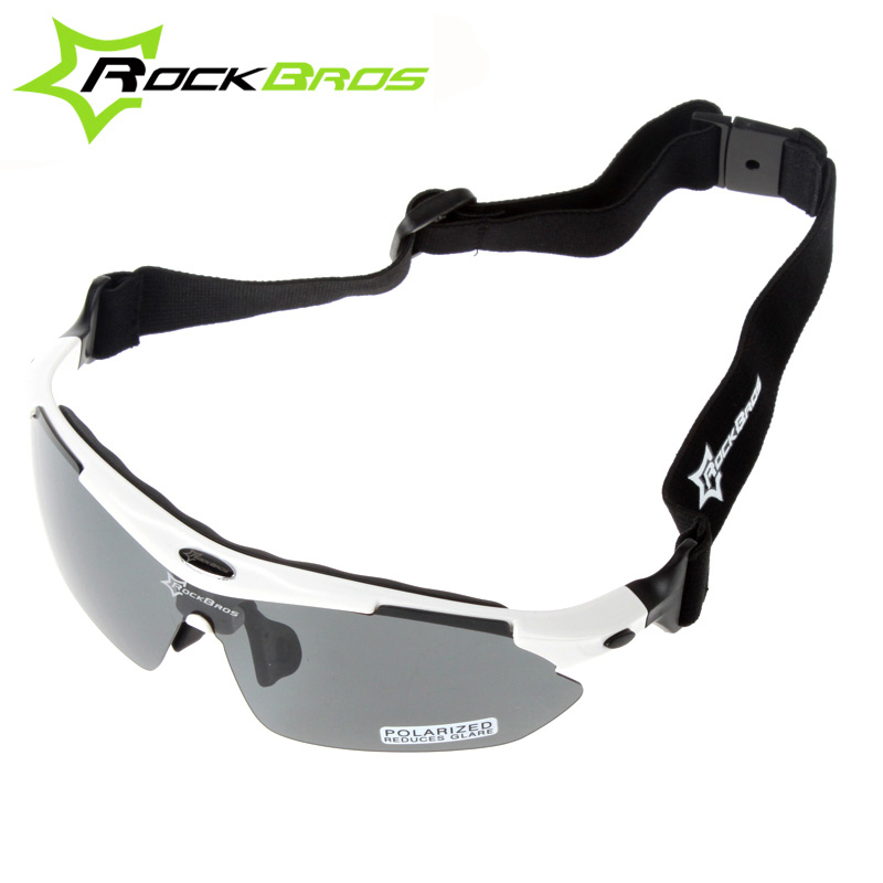 RockBros Polariserede 5 linser Cykelbriller med myopiramme Bike - Cykling - Foto 4