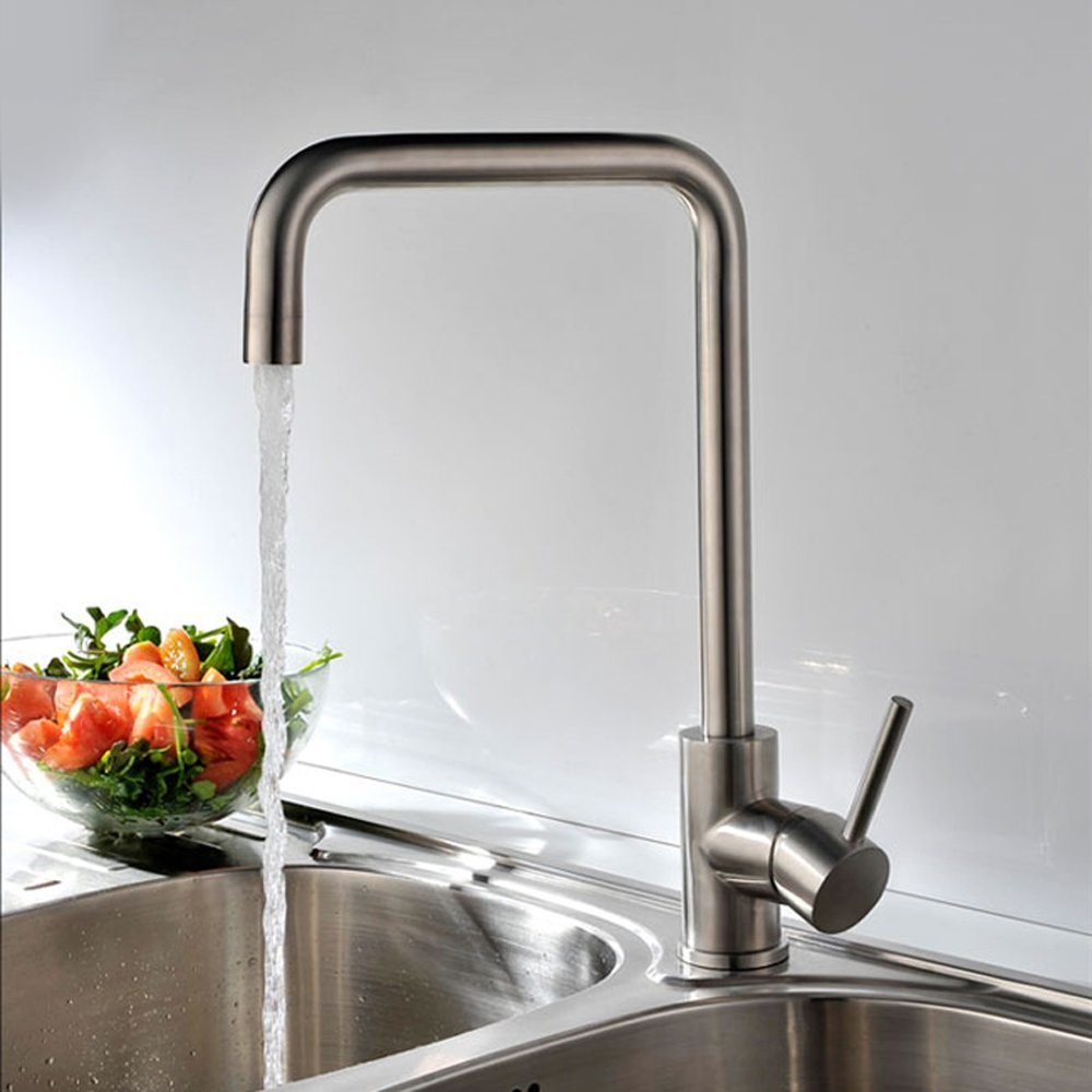 hot water kitchen sink solid stainless steel kitchen bar sink faucet and 4331