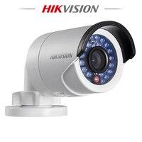 Hikvision Original English Outdoor Surveillance Camera DS 2CD2042WD I 4MP Mini IP Bullet Camera 1080p POE