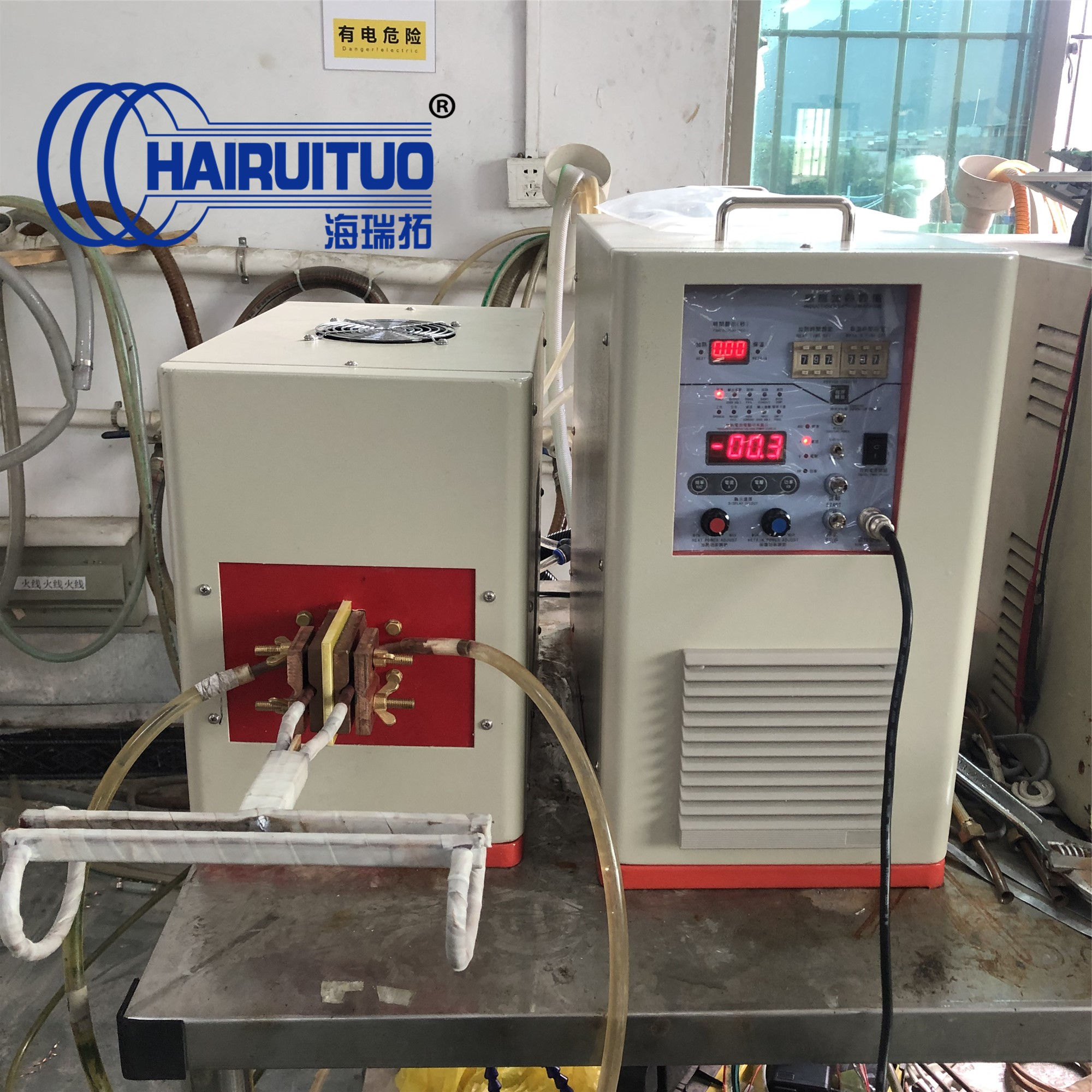 20KW induction heating machine for welding and quenching Ultrahigh  frequency induction heater machine Magnetic Induction Heaters  - AliExpress