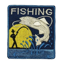 Custom embroidered Patches Factory direct no MOQ Welcome to custom your own patch