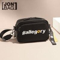 JONBAG air Sports Bundy Bag new fashion one shoulder slant band camera girl bag black bag