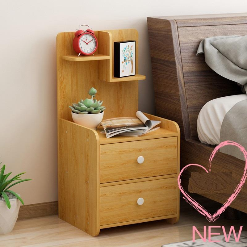 Meble Meuble Maison Komidin Mesa Auxiliar European Wood Bedroom Furniture Cabinet Quarto Mueble De Dormitorio Bedside Table